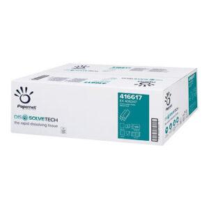 416617 asciugamani carta piegati v dissolvetech antintasamento papernet