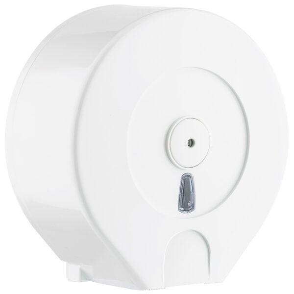 511 dispenser carta igienica rotolo mini jumbo bianco marplast