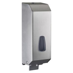 542sat dispenser sapone riempimento 1200 ml inox satinato marplast