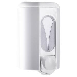 563win2 dispenser sapone riempimento a parete 110 ml bianco marplast