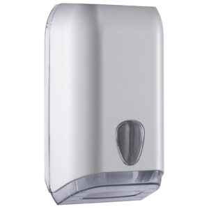 620sat dispenser carta igienica interfogliata v z satinato marplast