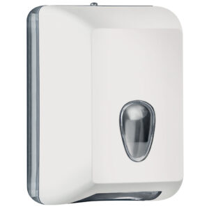 622bi dispenser carta igienica foglietti intercalati bianco colored marplast