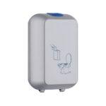 689sat dispenser salviette igienizzanti wc plus satinato marplast