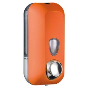 714ar dispenser sapone riempimento 055 l arancione colored marplast