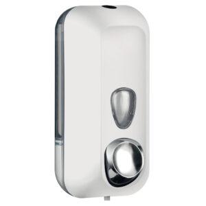 714bi dispenser sapone riempimento 055 l bianco colored marplast