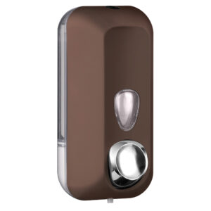 714ma dispenser sapone riempimento 055 l marrone colored marplast