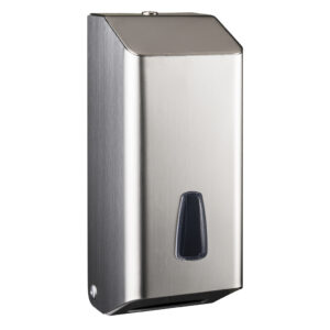 803satinato dispenser carta igienica a foglietti acciaio inox satinato marplast
