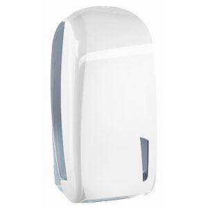 909 dispenser carta igienica interfogliata bianco skin marplast