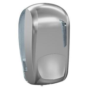 911tit dispenser sapone riempimento 1 L titanium skin marplast