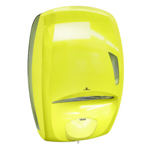 920fluo dispenser sapone duo washroom skin antibacterial fluo marplast